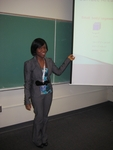 Melvina Kpanquoi's Research Experience by Melvina Kpanquoi '11 and Marcie Myers Ph.D.