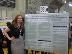 Anna Bruesewitz's Research Experience by Anna Bruesewitz '11 and Jamie Peterson Ph.D.